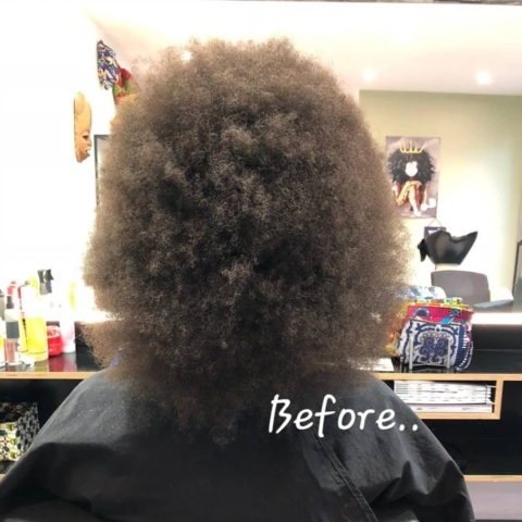 DevaCut, DevaCurl, Curl-ish, Haarsalon, Zürich, Hairsalon, natural hair
